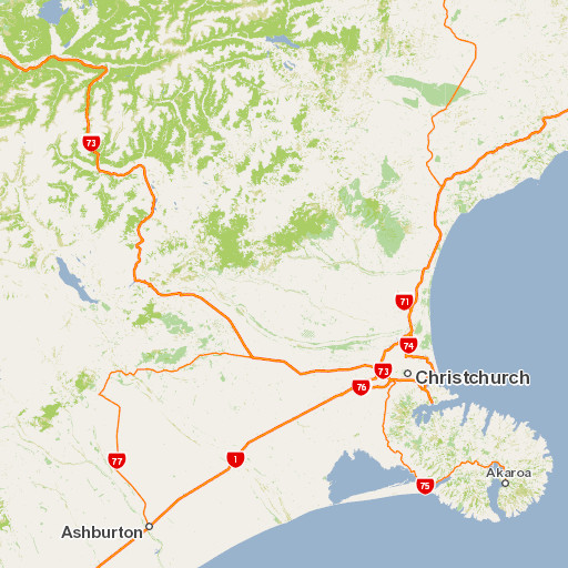 Southern Alps New Zealand Map.Arthur S Pass National Park Places To Go In Canterbury