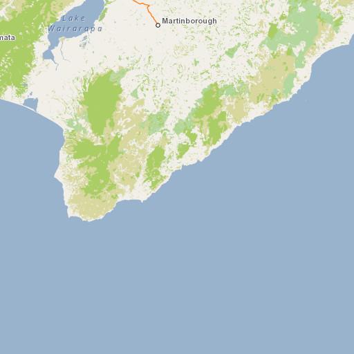 Wairarapa New Zealand Map.Wairarapa Moana Wetlands Places To Go In The Wairarapa