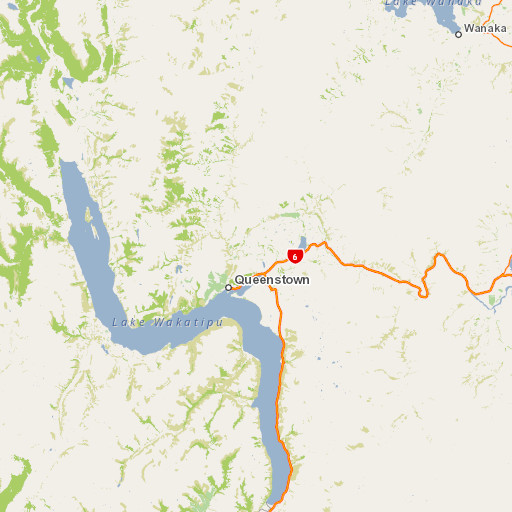 Map Of Cromwell New Zealand.Bannockburn Area Places To Go In Otago