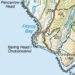 Raukawa Hut: Remutaka Forest Park, Wellington region