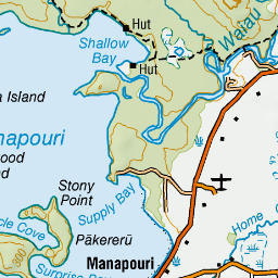 Pearl Harbour return via Circle Track: Fiordland National Park ... on